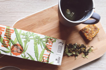hennep thee dutch harvest hemp & herbs