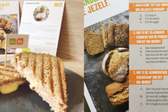 bio delhaize brood