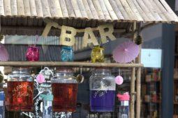Ice tea bar in Oostende bij Thee met een verhaal