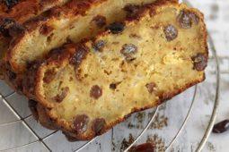 Eenvoudige broodpudding (zonder geraffineerde suikers) – recept