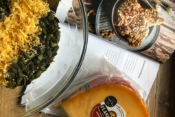 Kaascrackers van Flandrien kaas – recept