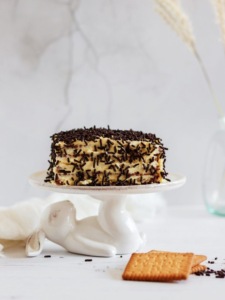 petit-beurre-taart recept