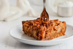Glutenvrije en eenvoudige appeltaart – recept