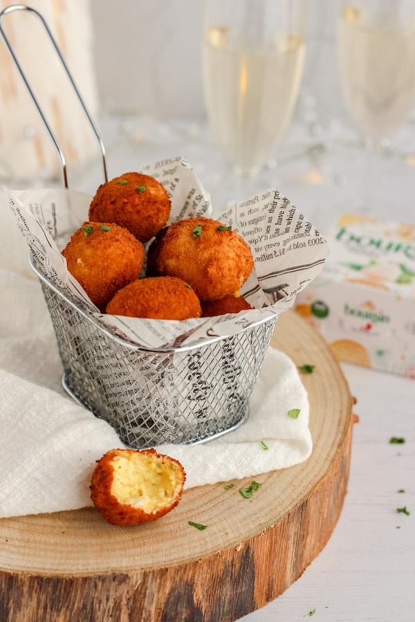 recept aperitiefhapje met boursin en ei