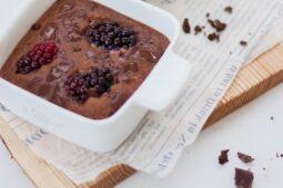 Chocolade havermout ontbijt – recept